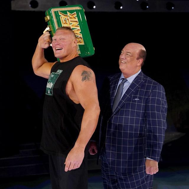 画像: レスナーが王座挑戦権ちらつかせキングストンとロリンズを翻弄【5・20 WWE】