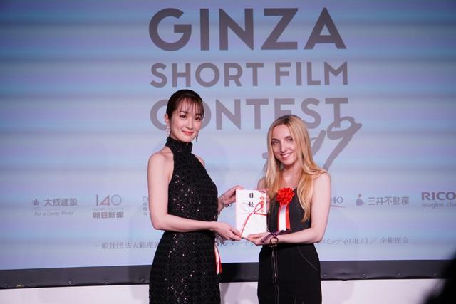 画像: 海外監督が日本の伝統「金継ぎ」を描き銀座のショートフィルムコンテスト最優秀作品賞に輝く