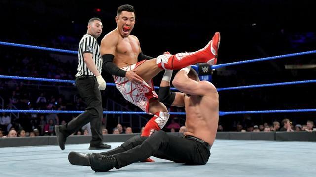 画像: 戸澤がクルーザー級王座挑戦権獲得【5・21 WWE】