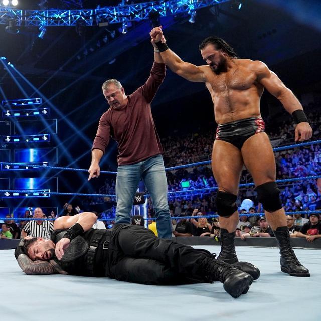 画像: サウジアラビアで対戦するレインズとシェインの因縁がさらに激化【5・21 WWE】