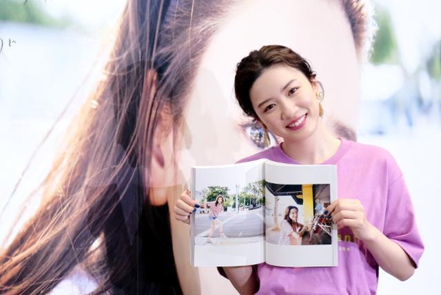 画像: 永野芽郁が写真集発売でイベント「好きだよって応援してくれる方の前で話すの新鮮」