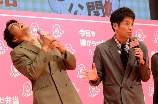 画像: 佐藤隆太と佐藤寛太がニコイチ宣言!? 映画『今日も嫌がらせ弁当』完成披露試写会