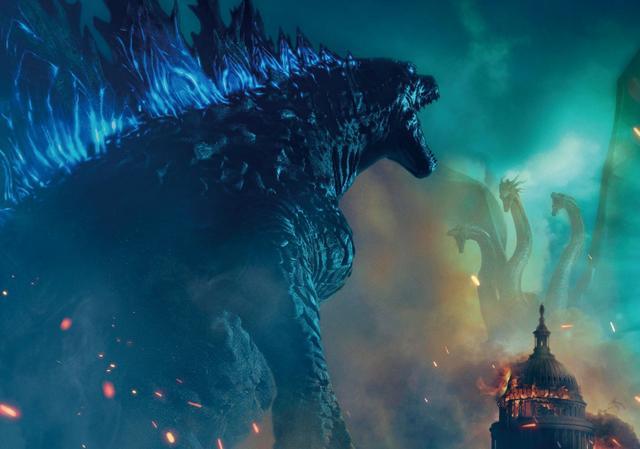 """画像: 世界よ、これが日本が生んだ""""怪獣王""""だ...!『ゴジラ キング・オブ・モンスターズ』"""