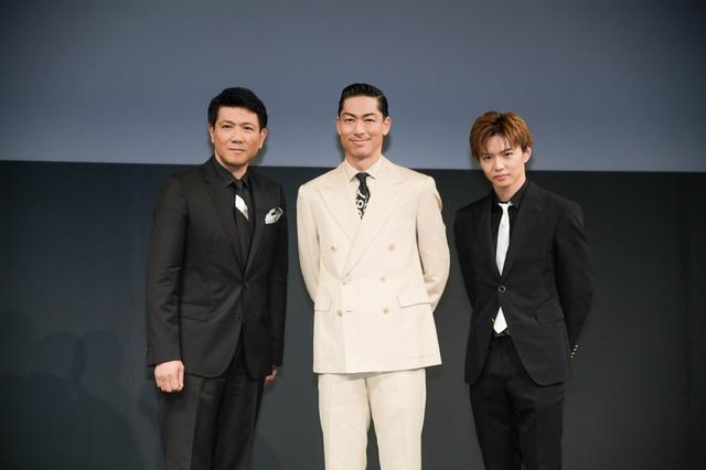画像: EXILE AKIRA、佐藤大樹から主演作を絶賛され「後輩に優しくするといいことがある」