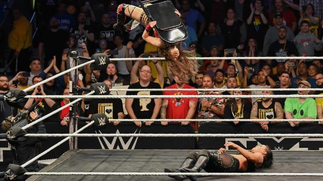 画像: イオ 王座奪取ならず「次は徹底的に叩き潰す」【6・1 WWE NXT】