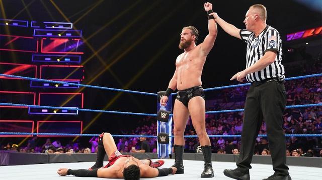 画像: 挑戦権持つ戸澤の敗北でクルーザー級王座戦線は混沌【6・4 WWE】
