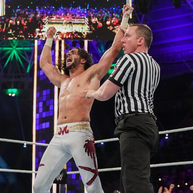 画像: 史上最大50人バトルロイヤルは伏兵のマンスールが優勝【6・7 WWE】