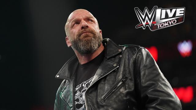 画像: トリプルHが11年ぶりに日本公演参戦【WWE】
