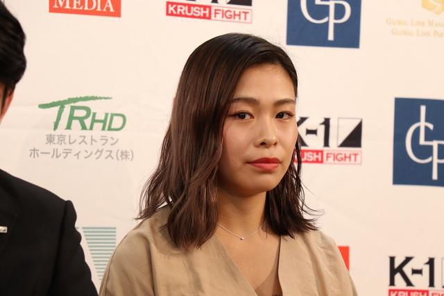 画像: 新鋭・壽美がKANAに勝利のノットソンと対戦【8・31 K-1 KRUSH】