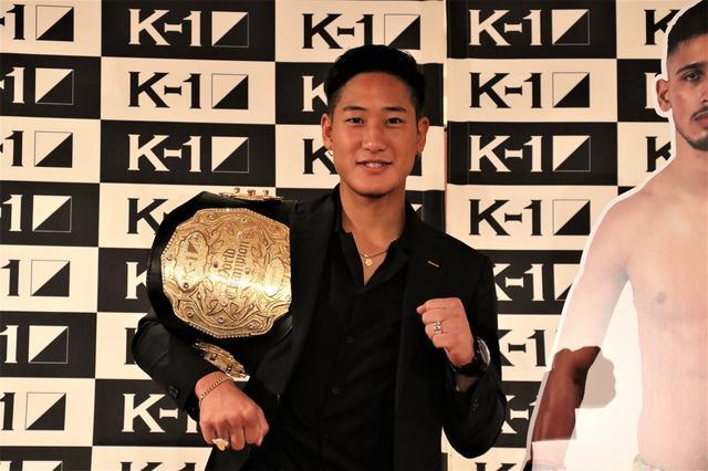 画像: ライト級王者・林健太が凱旋試合でトルコの「若き天才」と対戦【8・24 K-1大阪】