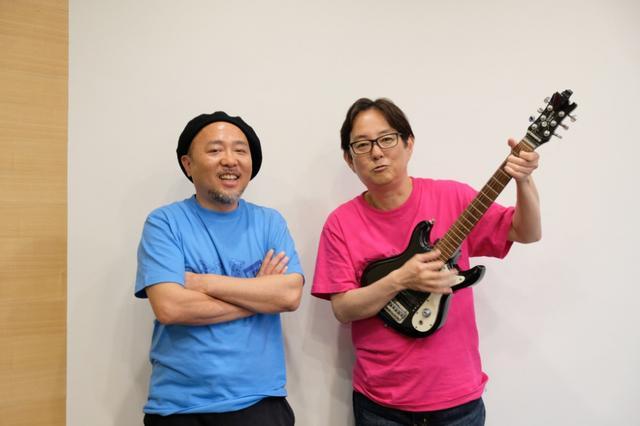 画像: カセットなのにCDリリース マキタスポーツとスージー鈴木「売れるかなあ」