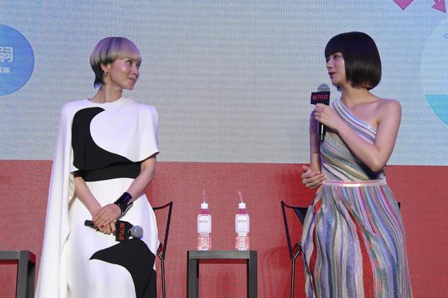 画像: 中谷美紀と池田エライザが蜷川実花の美意識を絶賛!『FOLLOWERS』