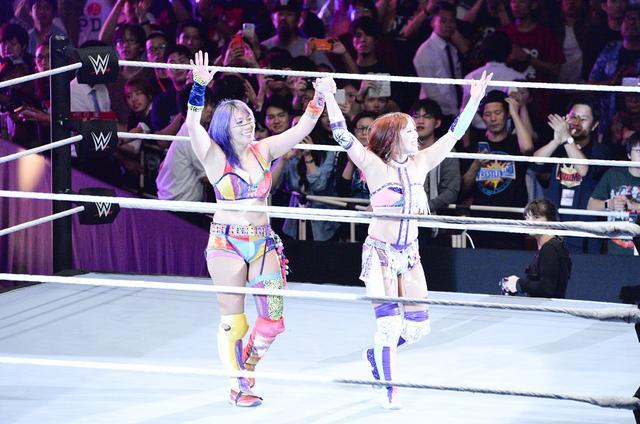 画像: アスカ&カイリがタッグ王者アイコニックスに2連勝【6・29 WWE】