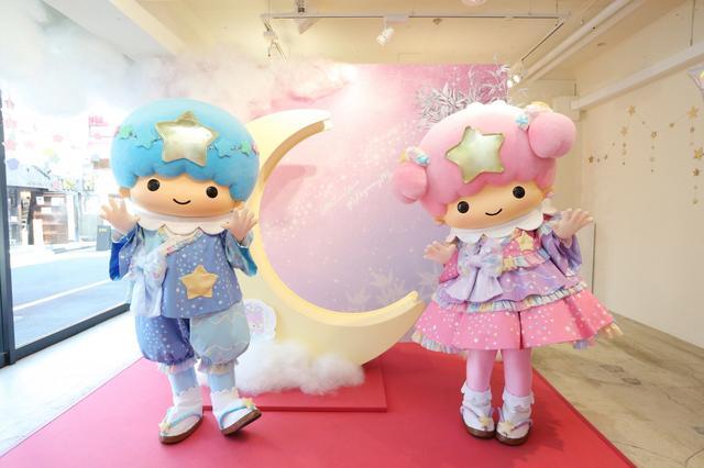 画像: 「キキ&ララ」で七夕! フォト&ムービージェニックなアート展/7月2日(火)の東京イベント