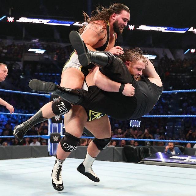画像: ヘビー・マシナリーが「エクストリーム・ルールズ」でのSDタッグ王座挑戦権獲得【7・2 WWE】