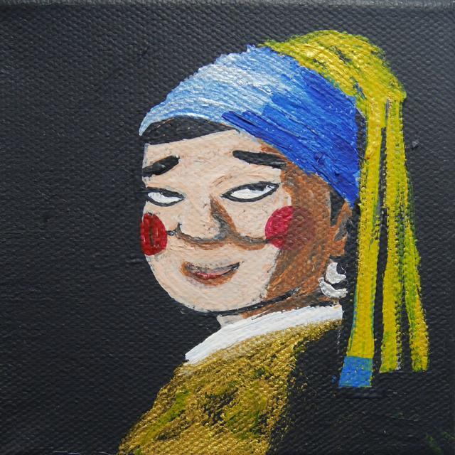 画像: 芸術は爆笑だ!?『永田町絵画館』【著者】福本ヒデ