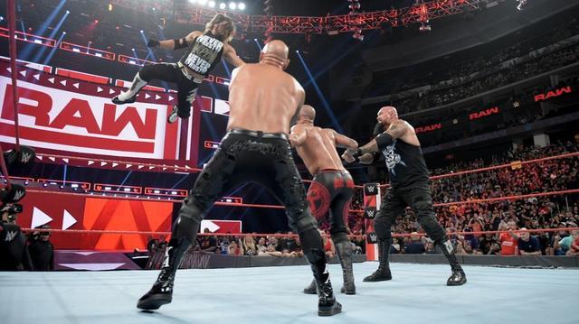 画像: AJスタイルズが王座戦を前にリコシェをKO【7・8 WWE】