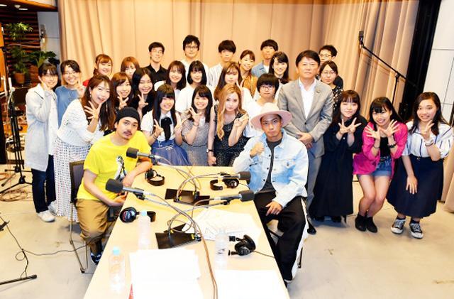 画像: SWAYが青柳翔にまさかの告白か!? 29日放送のラジオ「JAPAN MOVE UP」