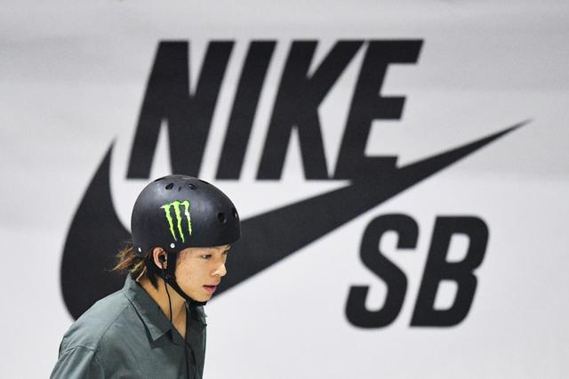 画像: 平野歩夢 スケートバランス【アフロスポーツ プロの瞬撮】