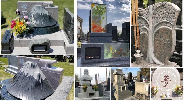 画像: 「現代お墓事情」タテからヨコへ。デザイン墓派の約1割は多いか少ないか