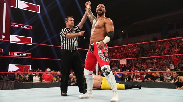 画像: リコシェがガントレット戦制しサマースラムでAJに挑戦【7・29 WWE】
