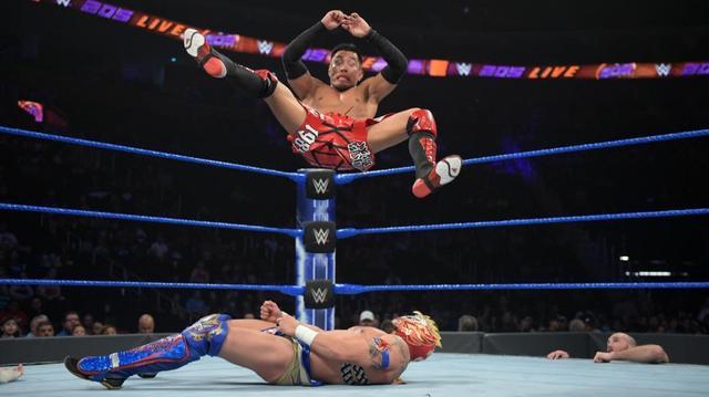 画像: 戸澤「サマースラム」での王座挑戦権獲得ならず【8・6 WWE】