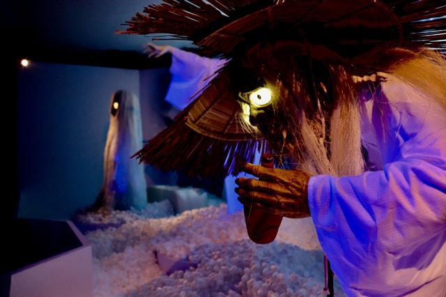 画像: 池袋で冷感イベント「妖怪体感 ゲゲゲの妖怪100物語」で冷え冷え~