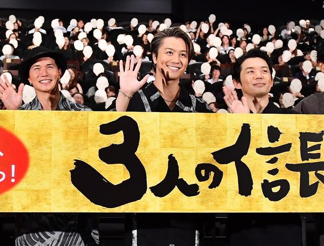画像: TAKAHIRO、重い空気の撮影現場に「裸にちょんまげ、ジャージで」登場!「笑うしかない」