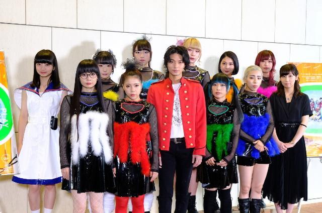 画像: 磯村勇斗とGANG PARADEで新感覚のミュージカル「夏フェスに来るような感覚で遊びに来て」