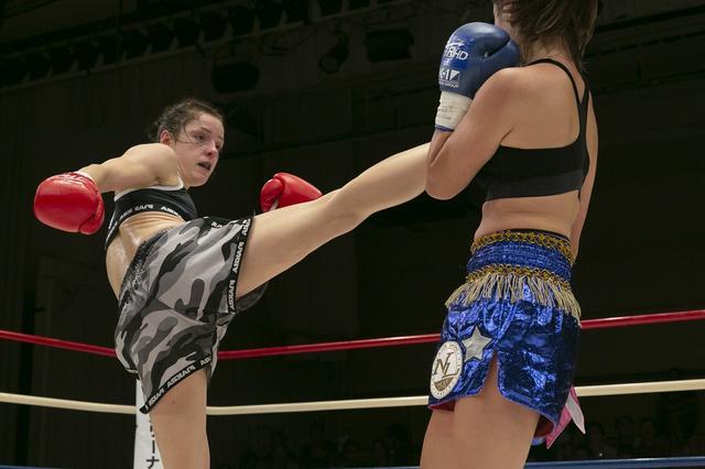 画像: ノットソンが新鋭・壽美を完封。女子トーナメントの開催を熱望【8・31 K-1 KRUSH】