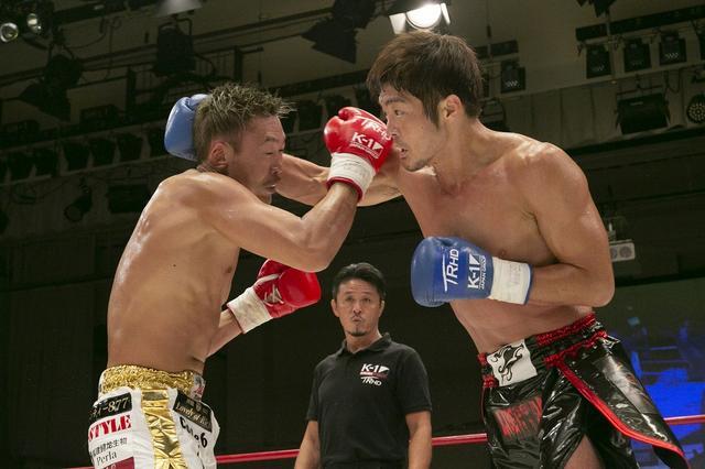 画像: 鈴木勇人が初防衛。敗れた左右田は引退を表明【8・31 K-1 KRUSH】