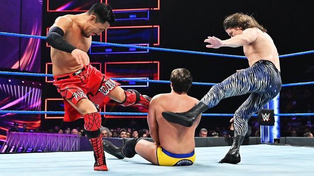 画像: 戸澤&ケンドリックが次週MSGでジャック・ギャラハーとタッグ戦【9・3 WWE】