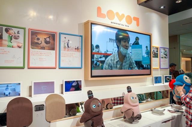 画像: 新宿髙島屋に『LOVOT ストア』国内1号店オープン!ぐうかわな『LOVOT』の魅力とは?