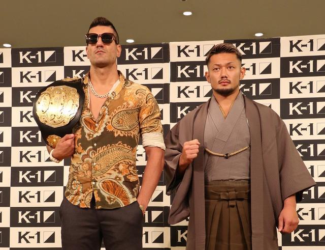 画像: 大阪大会で大金星の愛鷹が再戦でカリミアンの王座に挑戦【11・24 K-1】