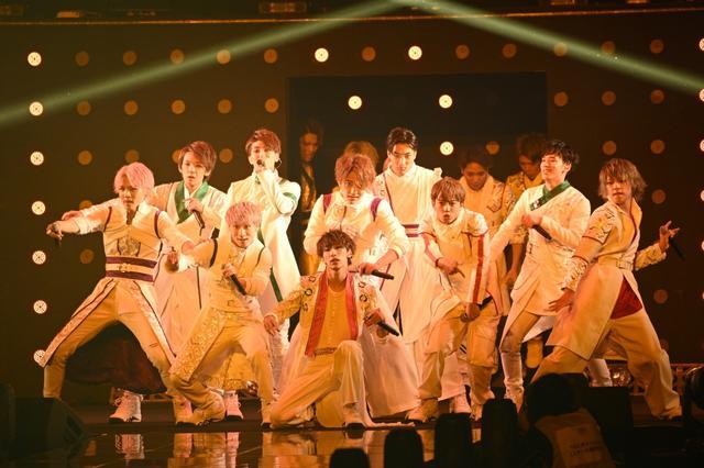 画像: KYOTO SAMURAI BOYSがTGC盛り上げる