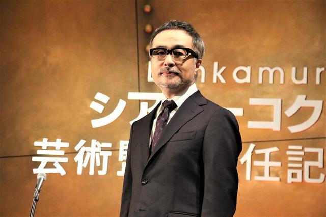 画像: 松尾スズキが芸術監督に就任。「シアターコクーンを不真面目な色気のある劇場にしたい」