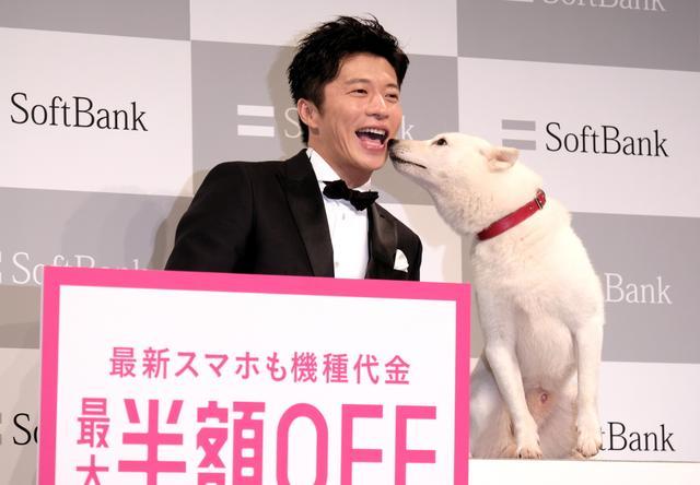 画像: 「あな番」終えた田中圭、お父さんからご褒美のチュ?