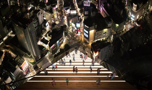 画像: 渋谷を一望! 渋谷スクランブルスクエアに展望施設