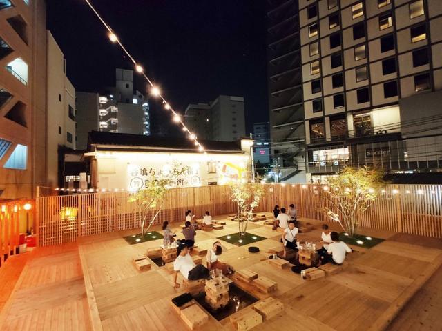 画像: 東京大塚のれん街で足水しながらビアガーデン/9月11日(水)の東京イベント