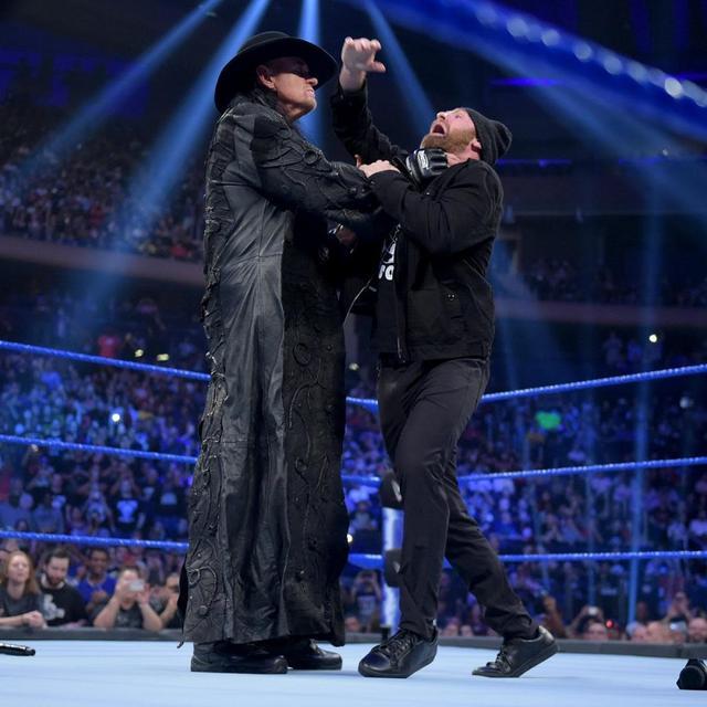 画像: アンダーテイカーが世代交代迫ったゼインに制裁【9・10 WWE】