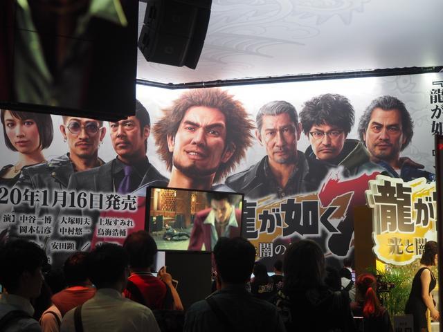 画像: 『龍が如く 7』は熱い人間ドラマはそのままに裏切らない完成度【東京ゲームショウ2019】