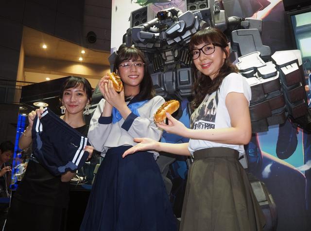 画像: お天気キャスター・貴島明日香「次のコスプレはブルマかな」