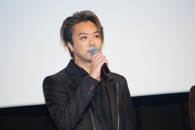 画像: TAKAHIRO「妹のように思っている」坂東希が髙嶋政宏と「撮影が別でよかった」