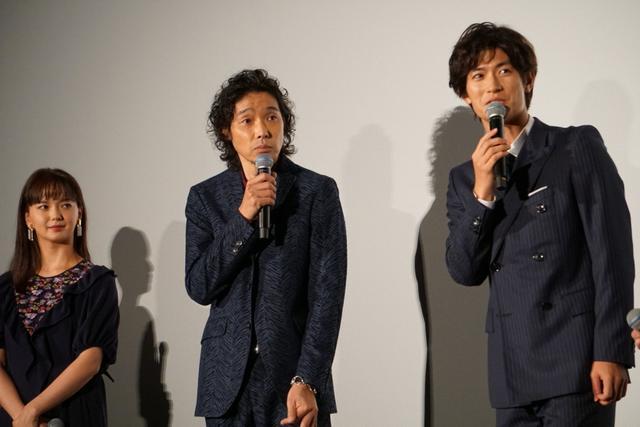 画像: 斉藤和義、劇中曲を作りながら多部未華子を静止画チェック?「大人になったな、と」
