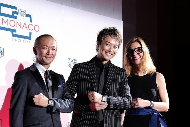 画像: EXILE TAKAHIRO、「ゲットしたあかつきには...」高級腕時計限定モデルをおねだり
