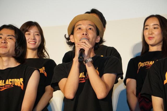 画像: 『カメ止め』上田監督2作目主演は10年間で出演3本の無名俳優「両親も俳優だと知らなかった