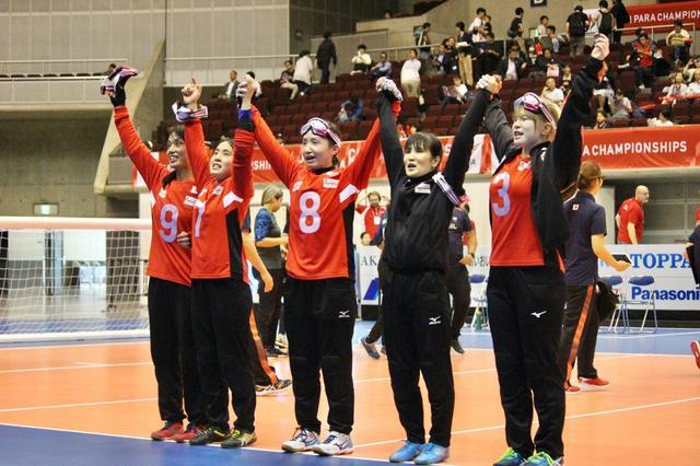 画像: 東京2020テスト大会、ゴールボールで日本が白星発進!合宿の成果に手応え