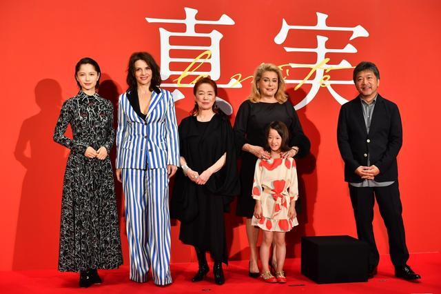 画像: 仏大女優ドヌーヴ、ビノシュが日本愛語る「日本にあってフランスにないもの」とは