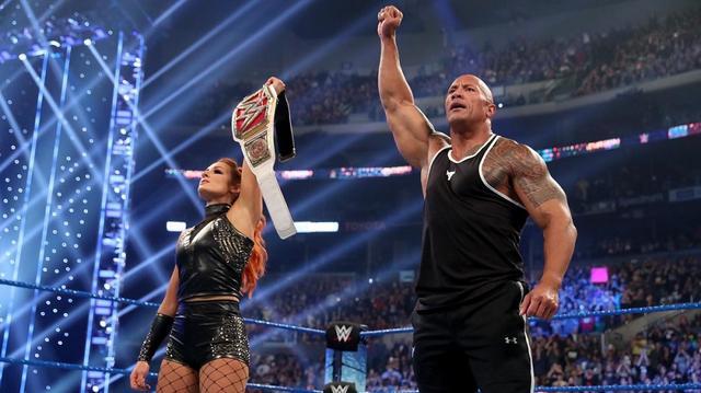 画像: ザ・ロックがスマックダウンに帰ってきた!【10・4 WWE】