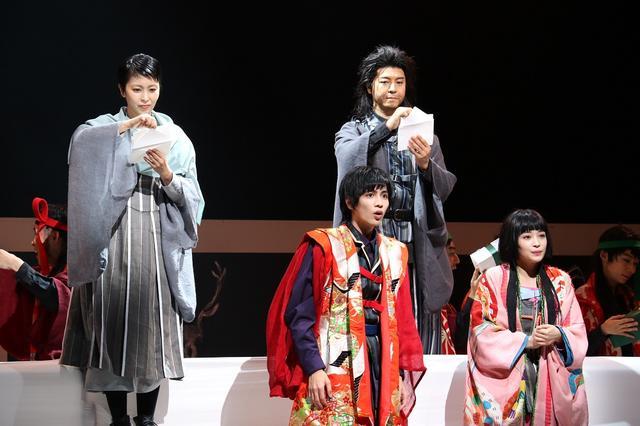 画像: NODA・MAPの新作『Q』は広瀬すずと志尊淳、松たか子と上川隆也の2組のロミジュリが登場